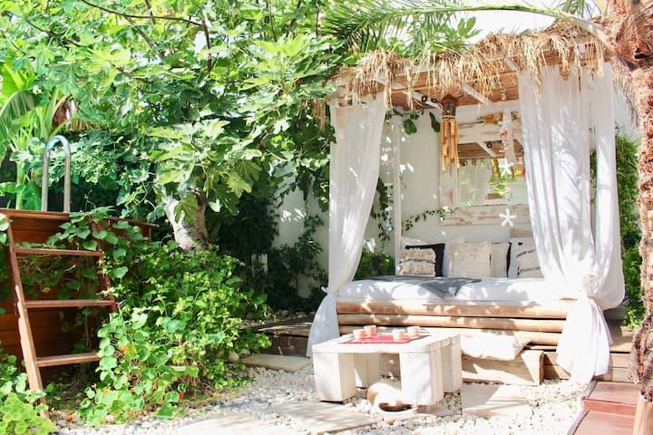 airbnbs op ibiza - overnachten op Ibiza - Ibiza appartementen huren - airbnb ibiza villa -