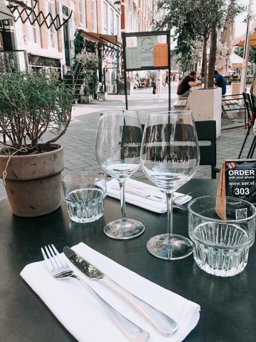 bar italia amstedam - hotspots spui - italiaanse restaurants amsterdam - pizza amsterdam centrum