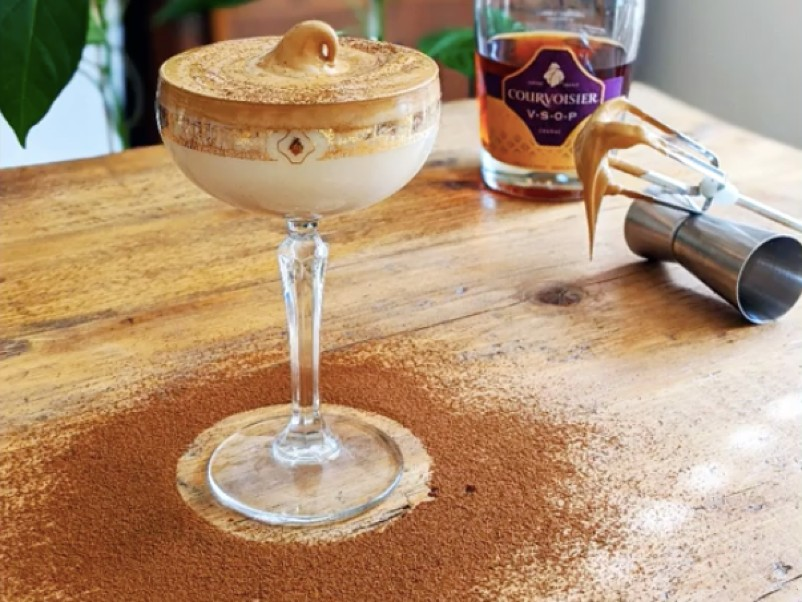 dalgona - dalgona coffee maken - espresso martini maken - espresso martini