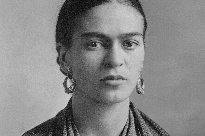 frida kahlo - inspiratie - life lessons - levenslessen - tips