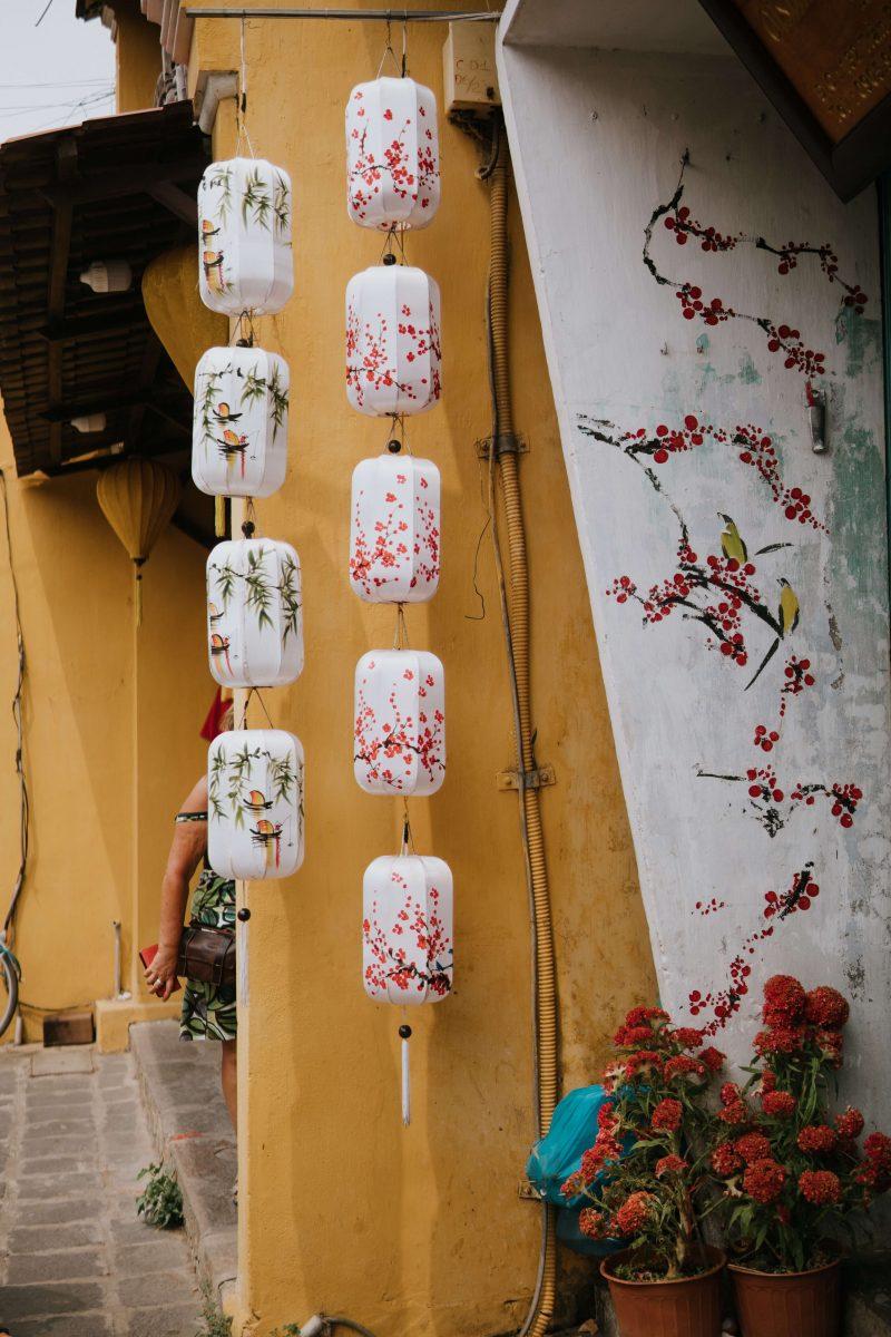 rondreis Vietnam - Hoi An - visum Vietnam