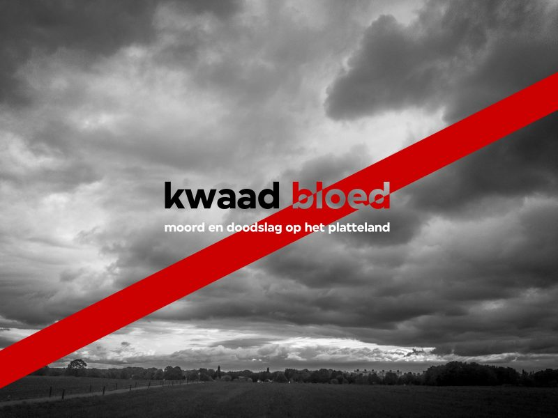 misdaad pocasts - nederlandse podcasts - podcast tips - goede podcast spotify - kwaad bloed