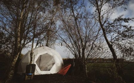 Bijzonder overnachten - Overnachten dome Nederland - Glamping dome Texel - Glamping dome Nederland - Dome in Utrecht -Dome in Gelderland