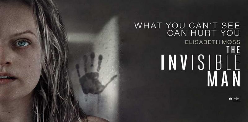 the invisible man - bioscoop films - horrorfilm - nieuwe films - films in de bioscoop
