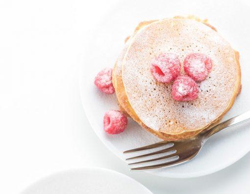 keto recepten - pancake recepten - pancakes recept - keto gerechten
