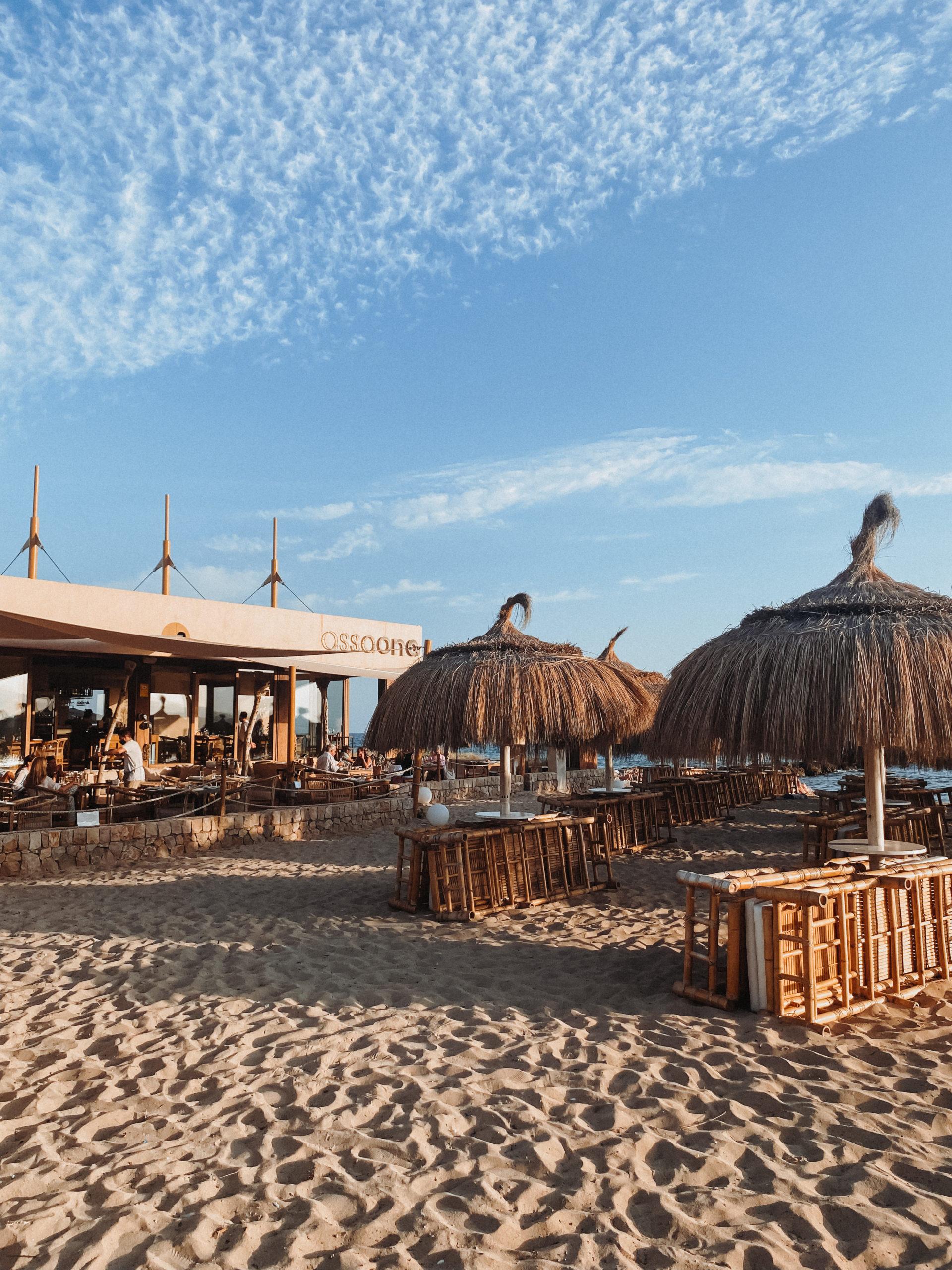 hotspots mallorca - restaurants mallorca - leuk restaurant palma de mallorca - hotspot palma de mallorca - beachclub palma de mallorca - strandtend palma