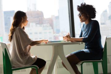 gesprekspartner tips - gesprek tips - beter gesprek tips - werk gesprekken