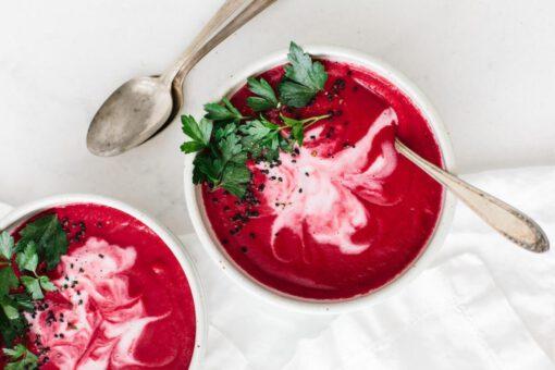 soep recepten - bietensoep recept - soep gerechten
