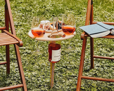 borreltafeltje - wijntafeltje - picknicktafeltje