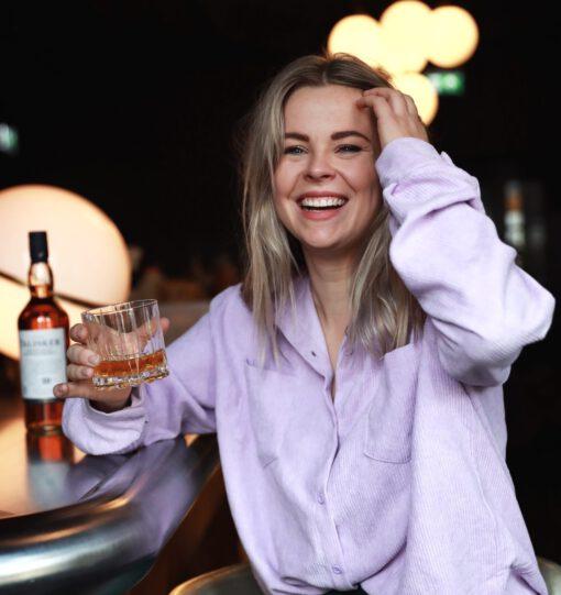 talisker - whisky cockails - cocktail recepten met whisky - whisky cocktails - kiki bosman