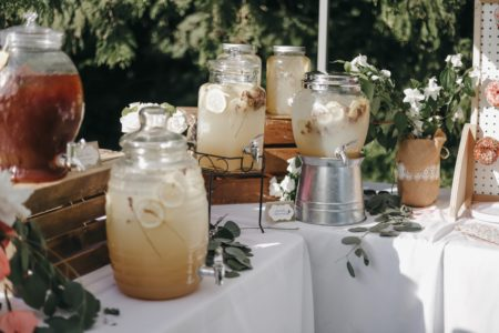 perfecte picknick drankjes - kant-en-klare picknick drankjes - picknick recepten - verkoelende picknick recepten - picknick voorbereiden