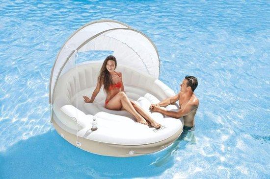 opblaasbare koelbox - opblaasbaar - opblaasbare figuren - zomer producten - zwembad accessoires - zomer tips - luchtbedden zwembad - opblaasbare accessoires