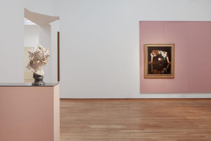 Caravaggio-Bernini - Rijksmuseum