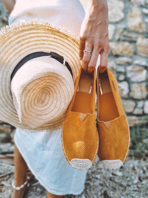 sandalen trends - slippers trends - espadrilles - zomerse schoenen