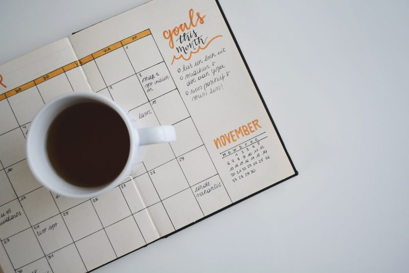 bullet journal - how to - tips - agenda - planner - zelf maken