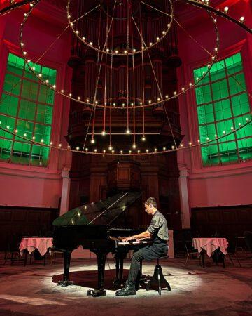 koepelkerk - Arthur Santangelo - renassance hotel amsterdam
