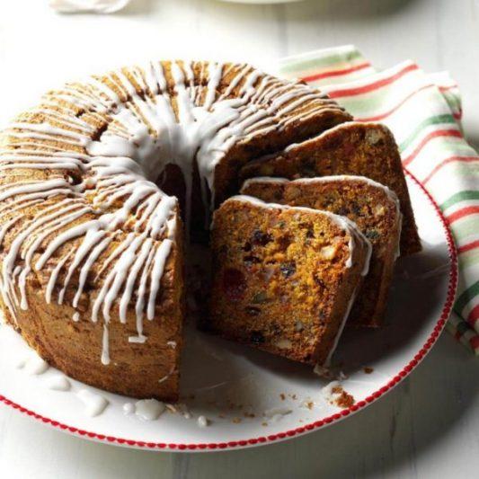 kerstdiner - kerstdessert - feestelijk dessert - zelf dessert maken