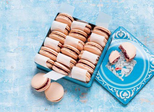franse recepten - franse lekkernijen - macarons - macarons maken - macarons recept - frambozen macarons - macarons zeal maken - macarons recepten
