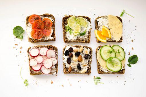 gezond broodbeleg - gezonde recepten - gezonde gerechten - gezonde sandwich