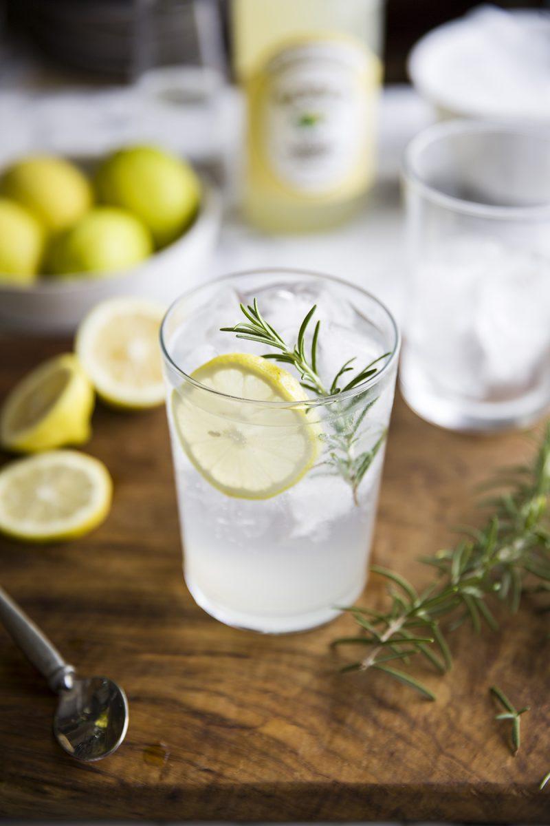 gin tonic - gin tonic maken
