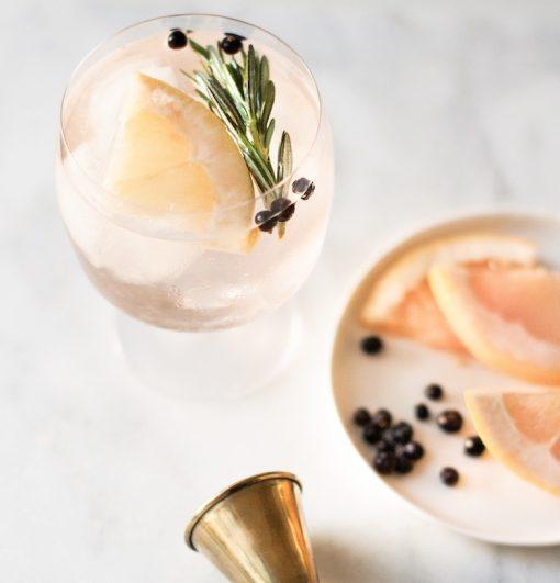 gin tonic recept // gin tonic recepten // G&T recipes