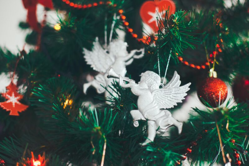 kerst - muziek - afspeellijst - spotify - kerstmis