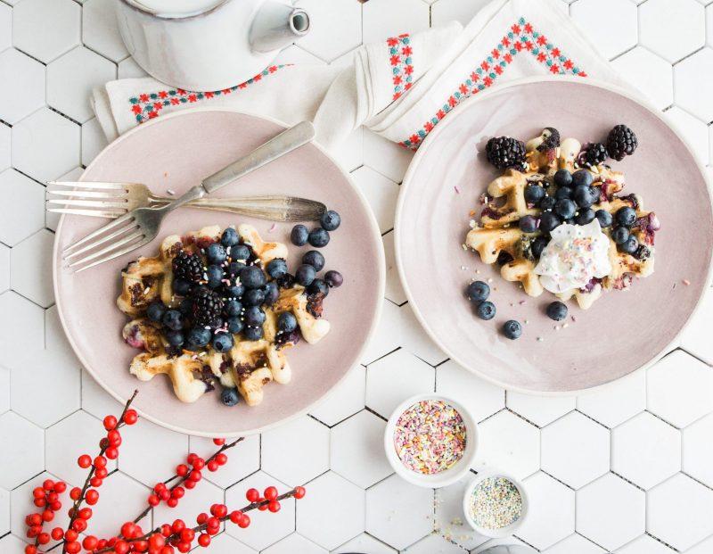 recept gezonde havermout wafels - havermout wafels - gezonde recepten - ontbijt recepten - ontbijt gerechten