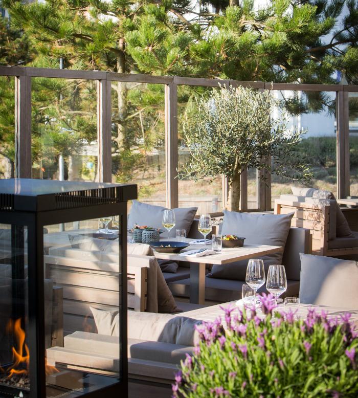 villa de duinen - hotel diner srrangement - culinaire staycation - overnachting met diner corona - hotel deals met diner