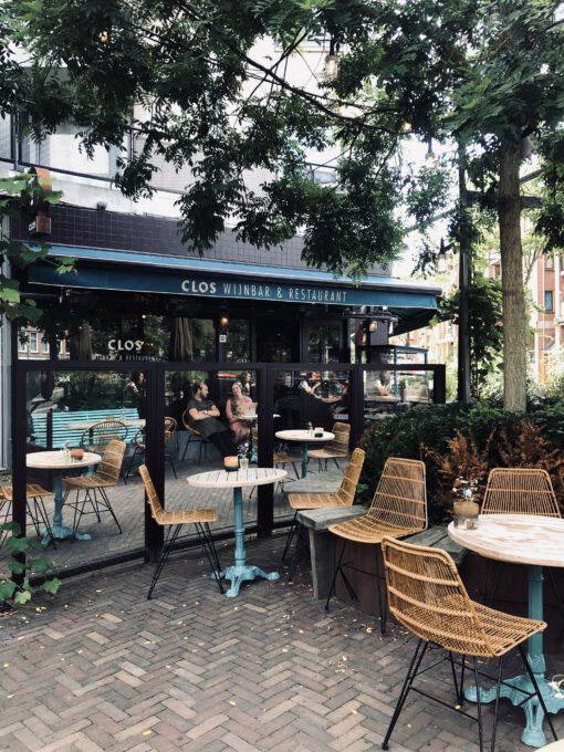 hotspots beukenplein - wijncafe clos - hotspots amsterdam oost