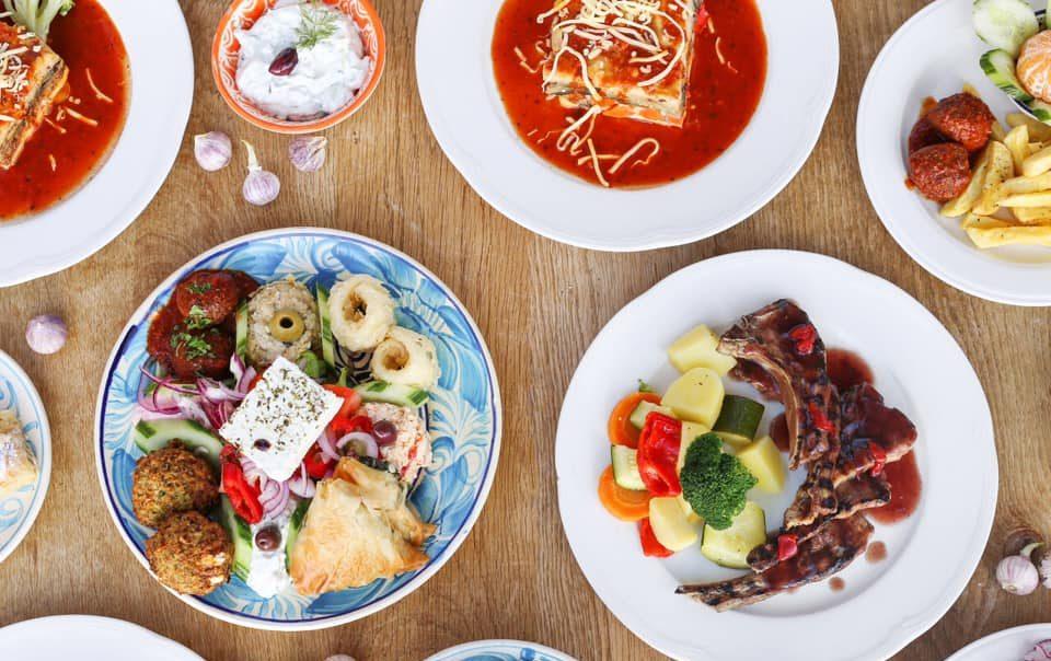 wereldkeukens amsterdam - bijzondere keukens amsterdam - wereldwijde keukens - onbekende keukens - grieks restaurant