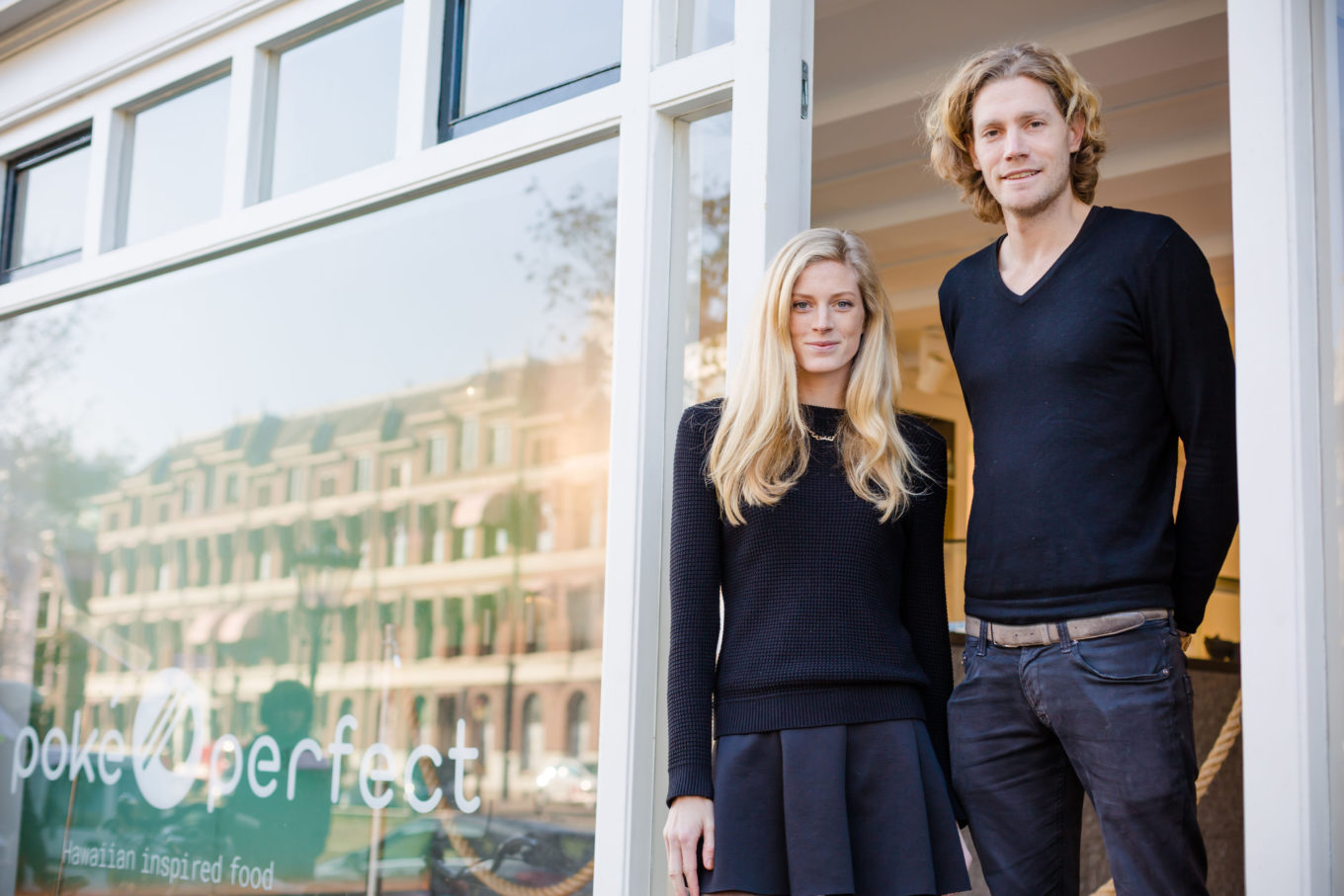 founder poke perfect - interview quinta witzel