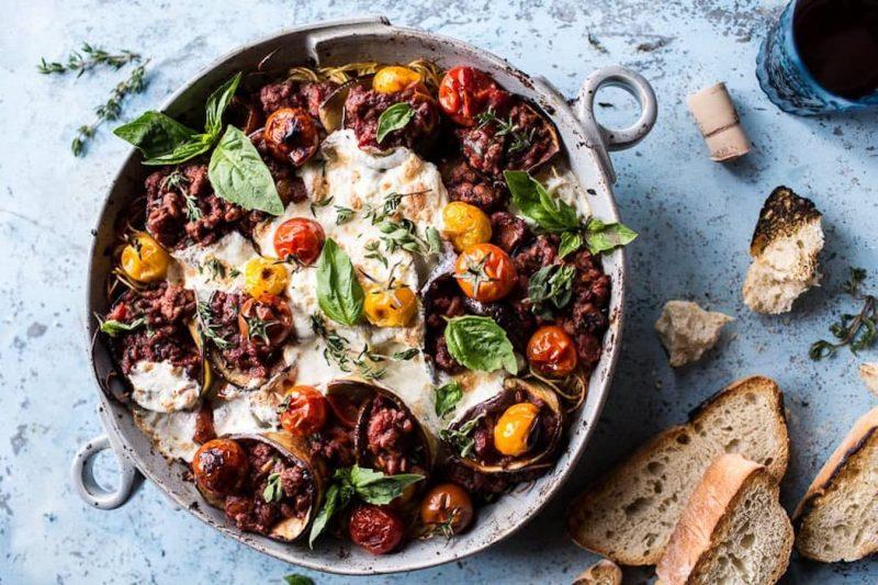 italiaanse recepten - italiaanse gerechten - italiaanse voorgerechten - italiaanse hoofdgerechten - italiaans eten - italiaans koken