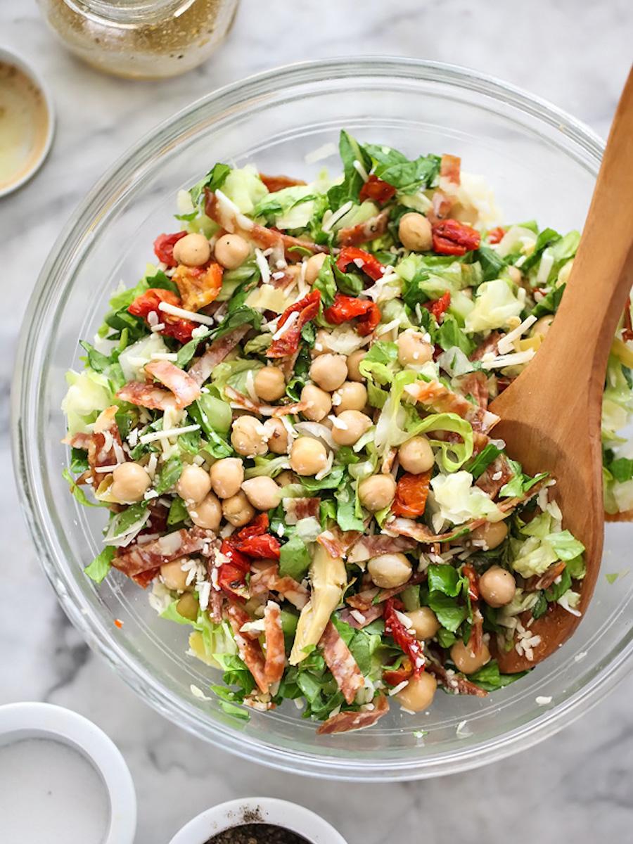 salade recept - salade gerechten