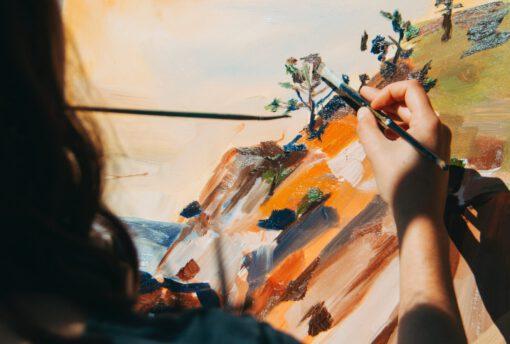 schilderen - illustreren - tekenen - artiesten - kunstenaars