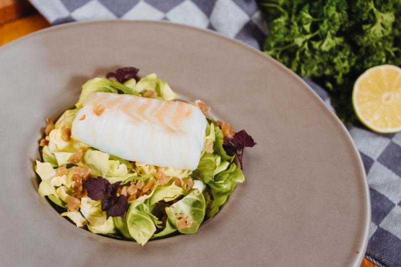sous vide kabeljauw - sous vide recepten - sous vide ingredienten - sous vide bereiden - sous vide groenten - asperges sous vide koken - sous vide vis