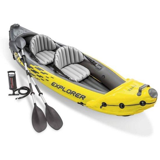 opblaasbare kajakset - opblaasbare kano - opblaasbare boot