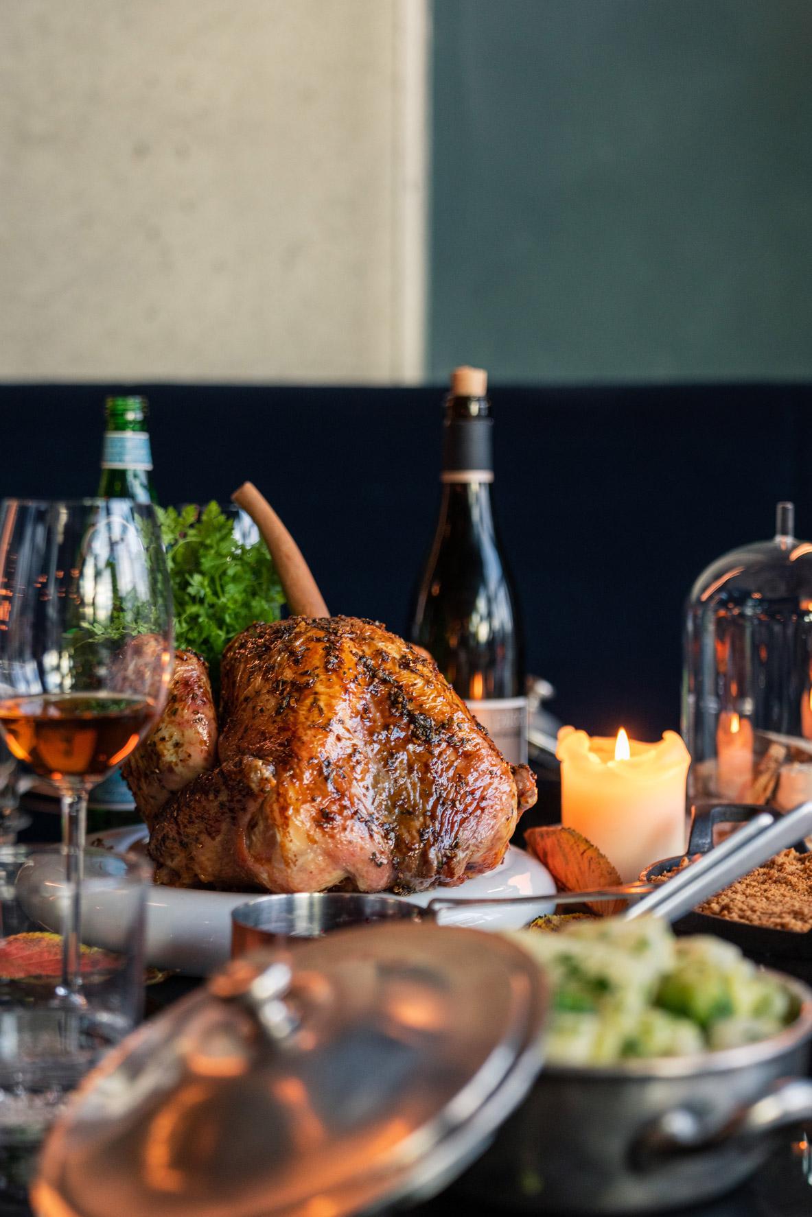kerstdiner thuis laten bezorgen - kerst diner bezorgen - restaurants kerstdiner - thuis uit eten kerst