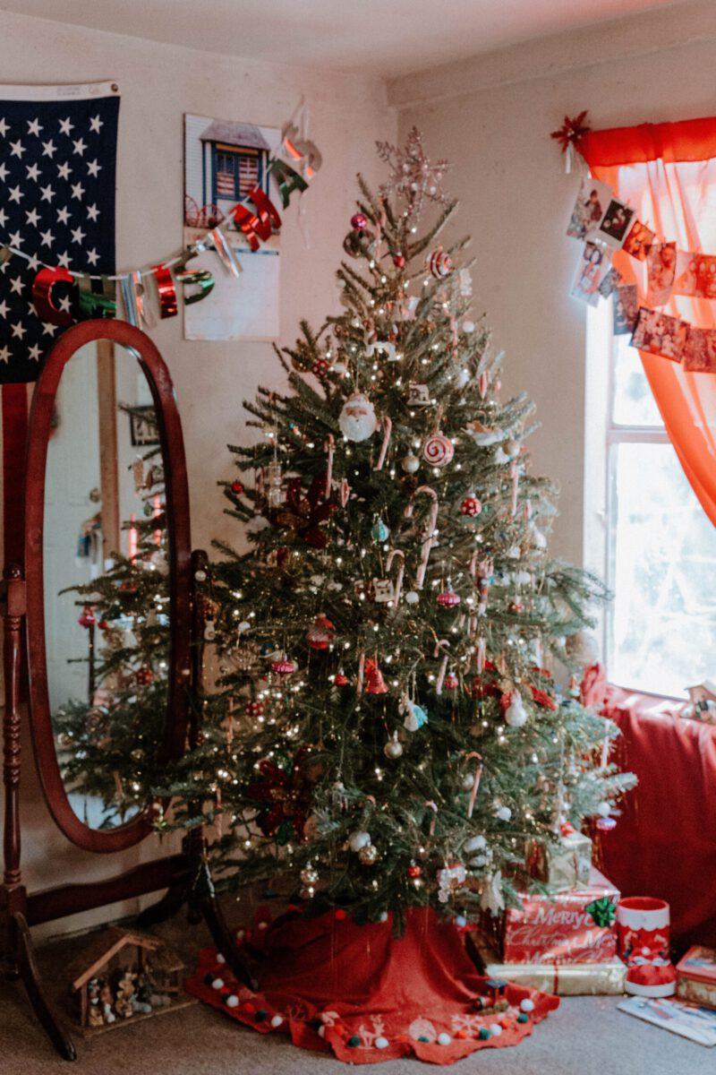 kerstboom - kerstdecoratie - kerst vieren tijdens corona