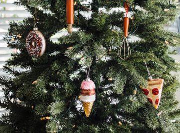 kerstballen voor foodies - kerstballen foodies - kerstballen eten - kerstballen etenswaren - kerstbal foodies - kerstbal eten - restaurant kerstballen - culinaire kerstballen