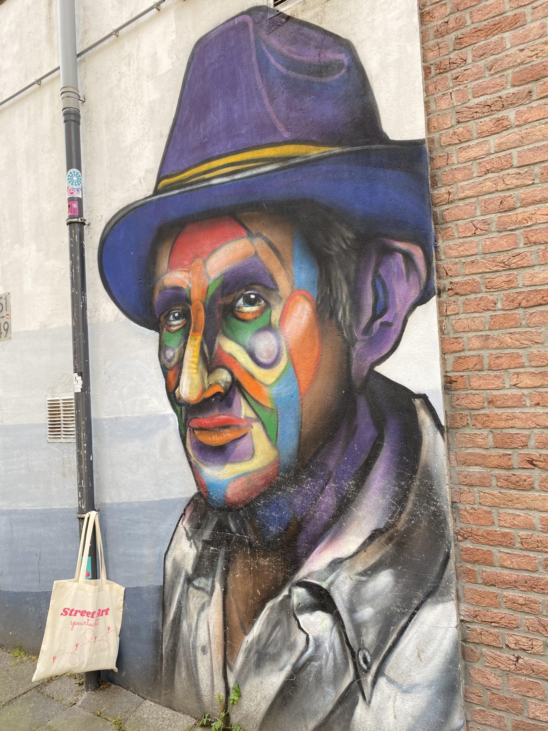 street art speurtocht rotterdam - street art wandeling rotterdam - interactieve speurtocht rotterdam - make it happen rotterdam - kunstwandeling rotterdam - coronaproof uitjes rotterdam