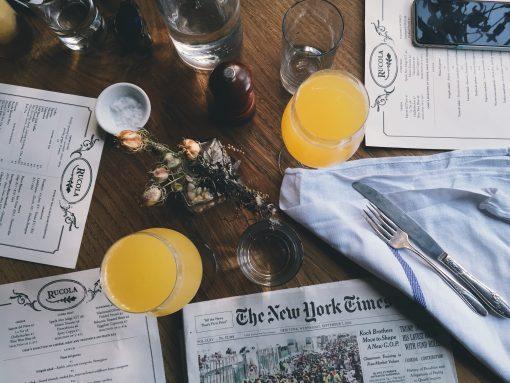 mimosa - brunch - amsterdam - cocktail - breakfast - lunch - beste mimosa - lekkerste mimosa - brunch amsterdam