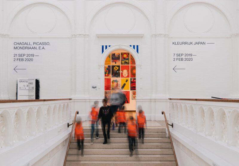 Stedelijk Museum - Amsterdam - lokale musea - Randstad