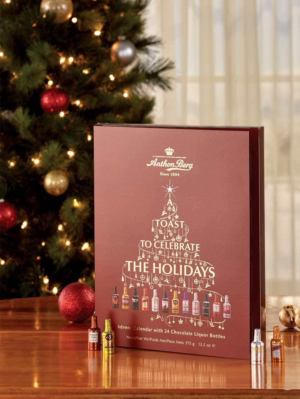 likeuren adventskalender - aftelkalenders - originele adventskalenders - adventskalenders voor foodies - adventskalenders gevuld met drank -
