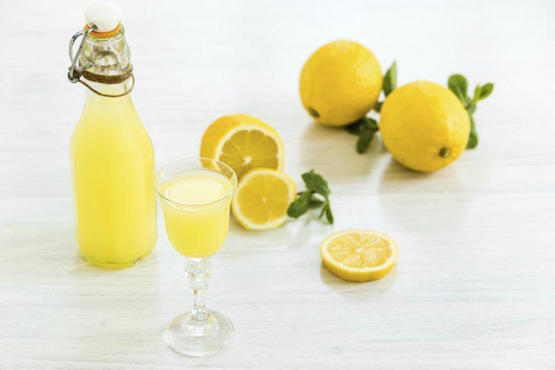 limoncello - zelf limoncello maken - limoncello maken - limoncello recept