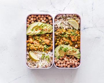 vegetarische recepten - vegetarische gerechten - vegetarische lunch - lunchrecepten - makkelijke recepten - makkelijke lunchgerechten - recepten voor werk lunch - recepten to go