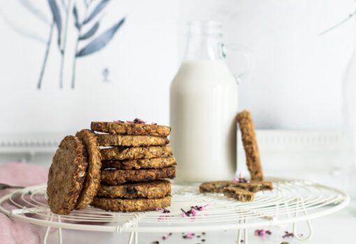healthy cookies - gezonde koekjes - recepten - gezonde recepten - zoet - snack