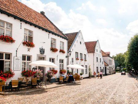 vissersdorpen Nederland - traditionele havenstadjes nederland - pittoreske dorpjes Nederland - Pittoreske dorp Heusden - de mooiste kleinere stadjes in Nederland