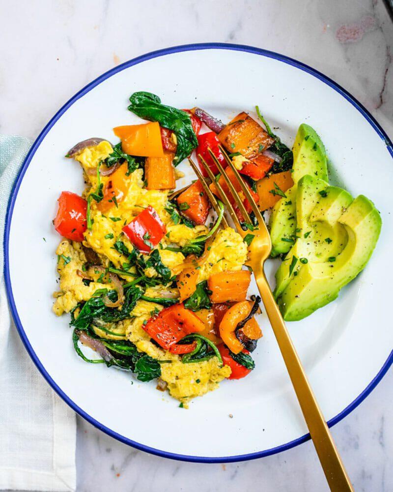 gerechten met groenten - recepten met groenten