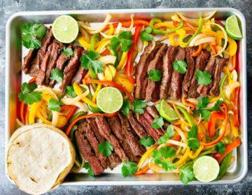 oven recepten - fajita recept - fajita recepten - fajita uit de oven - gezonde recepten - makkelijke recepten - gerechten uit de oven - gezonde gerechten - gezonde recepten - gezonde recepten uit de oven