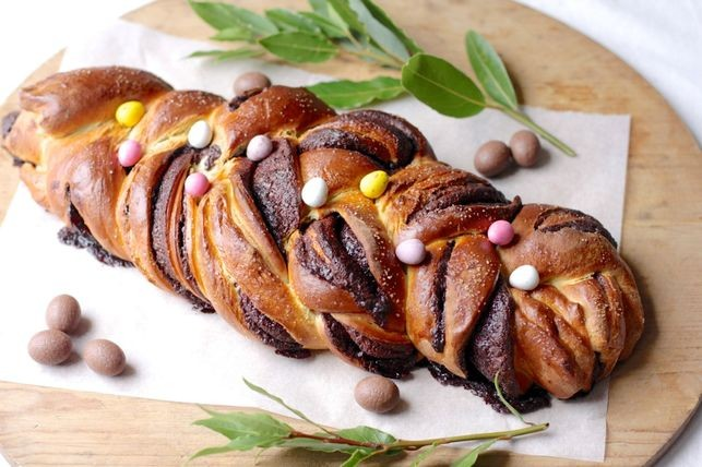 paasbroodjes - paasbroodjes recepten - paas recepten - pasen recepten